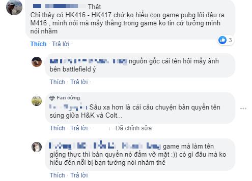 """Nói không hề tồn tại thứ gọi là M416 ngoài đời, người chơi bị đồng đội """"cuồng game"""" chê """"ngáo"""" - Ảnh 2."""