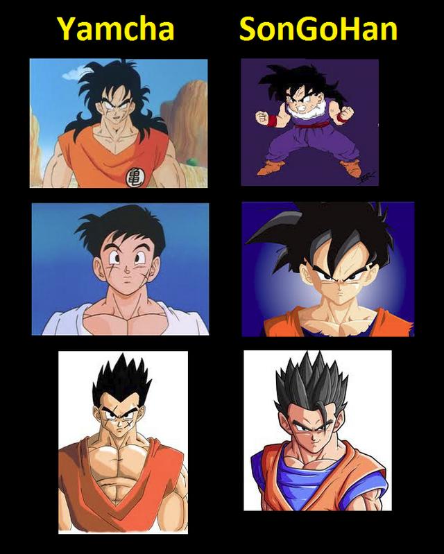 Dragon Ball: Là con đẻ Son Goku nhưng tại sao Gohan lại có tạo hình giống Yamcha như đúc? - Ảnh 3.