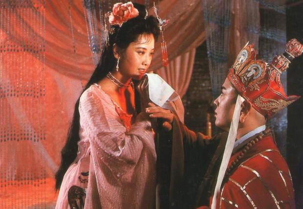 15 mỹ nhân hàng hot từng xuất hiện trong Tây Du Ký (P3): Mẹ ruột Đường Tăng vẫn thua nhân vật này - Ảnh 5.
