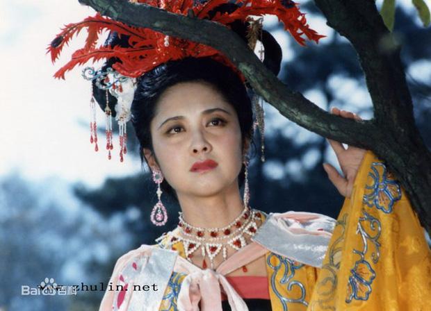 15 mỹ nhân hàng hot từng xuất hiện trong Tây Du Ký (P3): Mẹ ruột Đường Tăng vẫn thua nhân vật này - Ảnh 4.