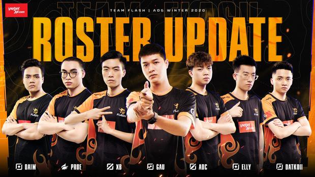 Team Liên Quân Mobile số 1 VN tái tập lực lượng từng vô địch thế giới, hướng tới chức vô địch QG tiếp theo - Ảnh 1.