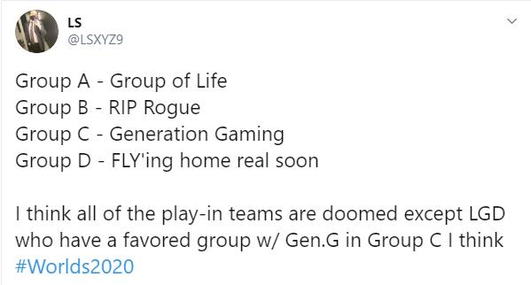 Chuyên gia LCK - Các đội vòng khởi động CKTG 2020 xong rồi, kiểu gì cũng sẽ bị loại trừ LGD Gaming - Ảnh 4.