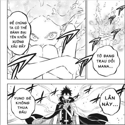 Black Clover 264: Phong tinh linh phẫn nộ, đế quốc Clover quyết tâm khô máu với hội Hắc Tam - Ảnh 2.