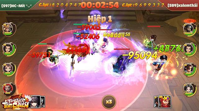 Ngụy Quốc Hùng Binh - Big update 6.1 mừng 6 tháng ra mắt của Tam Quốc Tốc Chiến chính thức ra mắt, tặng Giftcode siêu ngon - Ảnh 8.