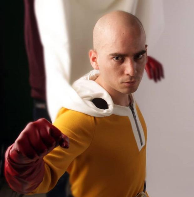 One Punch Man: Cạn lời khi ngắm loạt ảnh cosplay Saitama, thấp bé nhẹ cân đến chuyển giới cũng có - Ảnh 7.