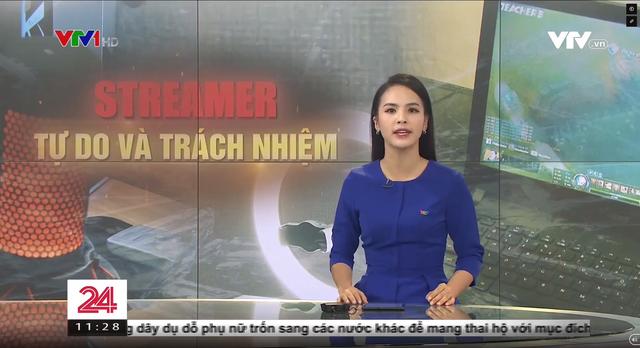 VTV tiếp tục lên án nạn nói tục trên sóng livestream, hàng loạt tên tuổi streamer nổi tiếng bất ngờ xuất hiện - Ảnh 1.