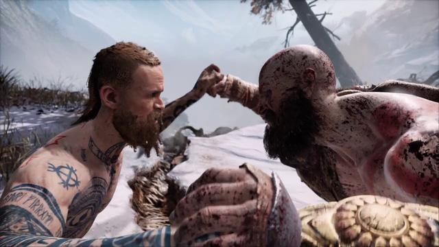 Những vị thần Bắc Âu nào đã bị Kratos hạ gục trong God of War 2018? - Ảnh 1.