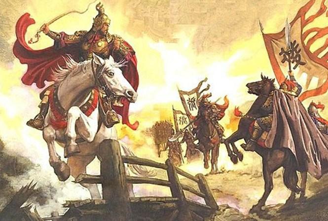 5 chuyện thú vị ít người biết về Trương Liêu, mãnh tướng Tào Ngụy đẩy lùi... 10 vạn quân Đông Ngô, võ dũng sánh ngang Quan Vũ - Ảnh 5.