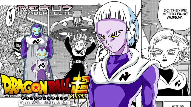 Dragon Ball Super chapter 64: Goku tự xé áo mình, dùng bản năng vô cực bón hành cho Moro - Ảnh 1.