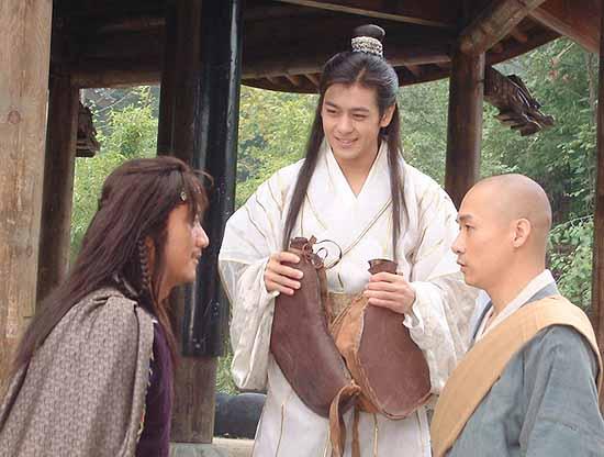 Tiêu Phong đồ sát cả võ lâm nhưng gặp 4 người này vẫn... ngậm hành - Ảnh 9.
