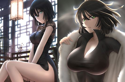 """Chiêm ngưỡng những hình ảnh """"cực phẩm"""" về vòng 1 của Fubuki - nàng siêu năng lực gia nóng bỏng nhất One Punch Man"""