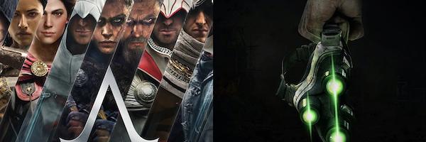 Assassin's Creed và Splinter Cell sẽ có chế độ VR trong tương lai, ai dám bảo VR chỉ dành cho game bắn súng FPS - Ảnh 1.