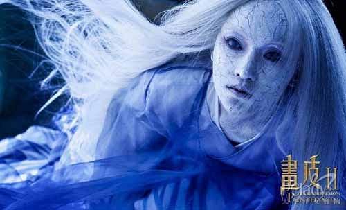 Loạt mỹ nhân Hoa ngữ đọ độ quyến rũ trong tạo hình tóc trắng - Ảnh 3.
