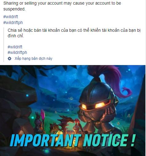 """Quyết tâm không cho chơi game, Riot trừng phạt tất cả game thủ Việt dám """"vượt rào"""" Liên Minh: Tốc Chiến - Ảnh 4."""