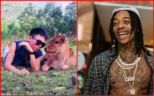 Chàng trai chăn bò VN sở hữu chất giọng luyến láy gây nghiện làm điều bất ngờ với rapper quốc tế - Ảnh 2.