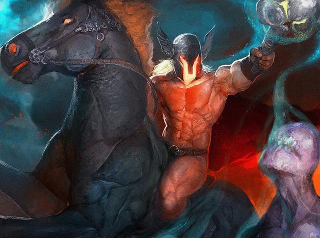 Sau con trai và cháu nội của Odin, vị thần Bắc Âu nào sẽ là nạn nhân tiếp theo của Kratos trong God of War: Ragnarok - Ảnh 5.