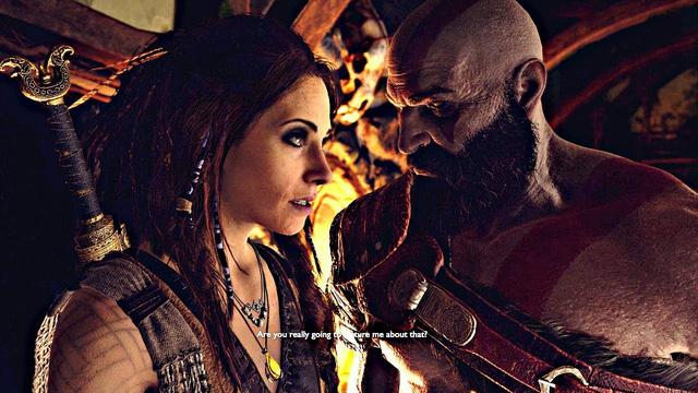 Sau con trai và cháu nội của Odin, vị thần Bắc Âu nào sẽ là nạn nhân tiếp theo của Kratos trong God of War: Ragnarok - Ảnh 6.