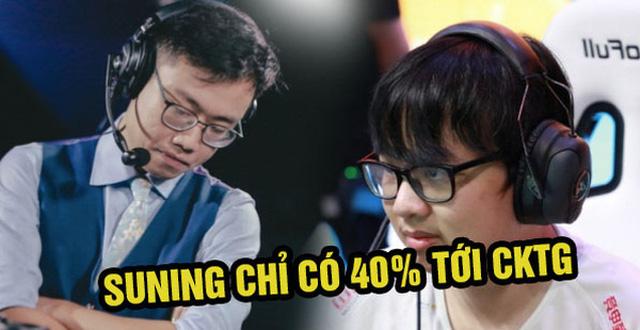 BLV Hoàng Luân đánh giá cửa vô địch CKTG của Suning gần như zero dù coi SofM là Rừng top 1 giải đấu - Ảnh 3.