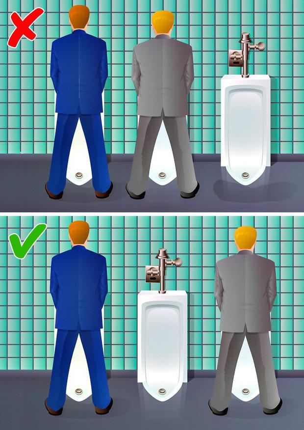 Những quy tắc bất thành văn mà bạn làm trong vô thức: Đi vệ sinh không bao giờ đứng ngay cạnh người khác? - Ảnh 3.