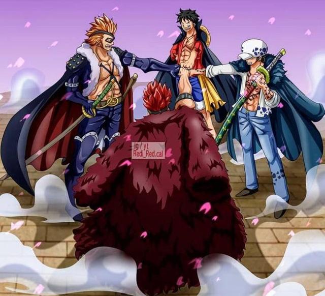 One Piece: 5 cuộc chiến được mong chờ nhất tại Đảo Quỷ, cảnh các Siêu Tân Tinh làm thịt Rồng Kaido được nhiều người réo tên - Ảnh 5.