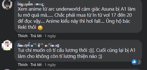 SAO Alicization: Nhiều fan bức xúc cho rằng nhà làm phim đã dìm hàng Asuna và nâng tầm Alice - Ảnh 8.