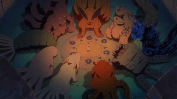 Naruto: Tại sao trong 9 vĩ thú, Kurama và Shukaku lúc nào cũng như nước với lửa - Ảnh 1.