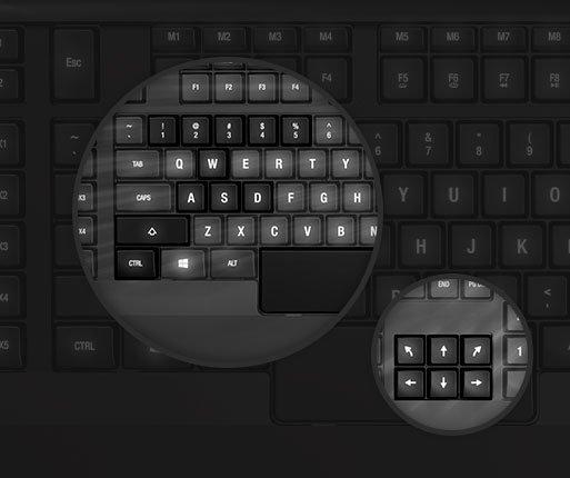 Giải mã các nút được bấm nhiều nhất trên bàn phím máy tính? - Ảnh 1.