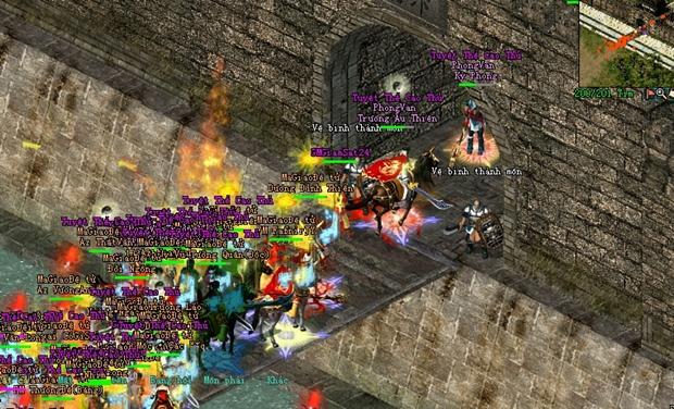 Cộng đồng TTSQ: Đã đam mê thì đừng hỏi thời gian, 23h đêm vẫn PK cháy máy - Ảnh 1.