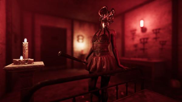 """""""Lợm giọng"""" với Lust from Beyond: Scarlet, tựa game kinh dị rợn người trên Steam - Ảnh 1."""