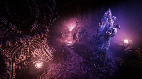 """""""Lợm giọng"""" với Lust from Beyond: Scarlet, tựa game kinh dị rợn người trên Steam - Ảnh 3."""