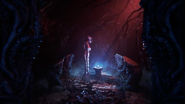 """""""Lợm giọng"""" với Lust from Beyond: Scarlet, tựa game kinh dị rợn người trên Steam - Ảnh 4."""