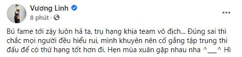 BTS không chịu lên tiếng, Slayder xéo sắc: Trụ hạng lại đi bú fame đội vô địch - Ảnh 1.