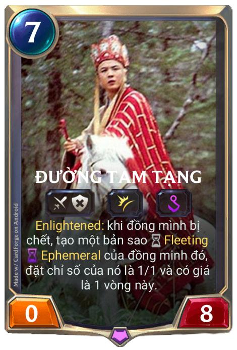 """Game thủ Việt chế bốn thầy trò Đường Tăng """"quẩy banh nóc"""" trong game bom tấn của Riot khiến CĐM phát sốt - Ảnh 4."""