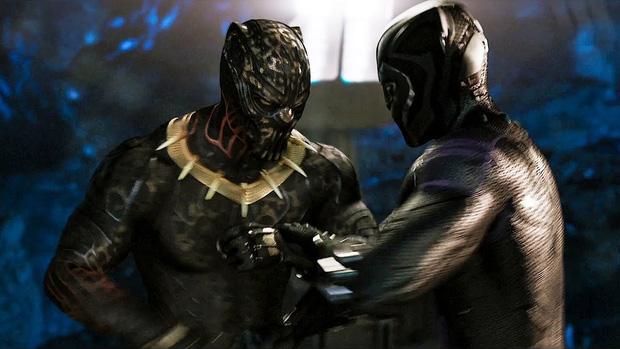 5 lần vũ trụ điện ảnh Marvel gây tuột mood cả ngày: Trận đấu của Black Panther dựng siêu ẩu cho kịp deadline, Nick Fury chột vì mèo? - Ảnh 2.