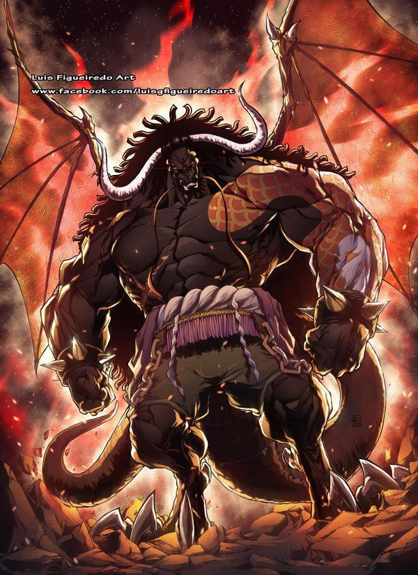Liệu Kaido còn có dạng nửa người nửa thú siêu mạnh như thế này hay không?