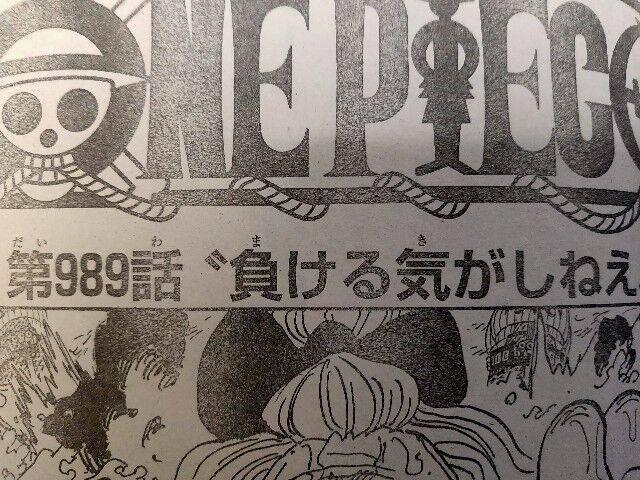 Spoiler One Piece Chap 989: Băng Mũ Rơm tập hợp, Luffy tuyên bố không thể thua ở Wano - Ảnh 1.