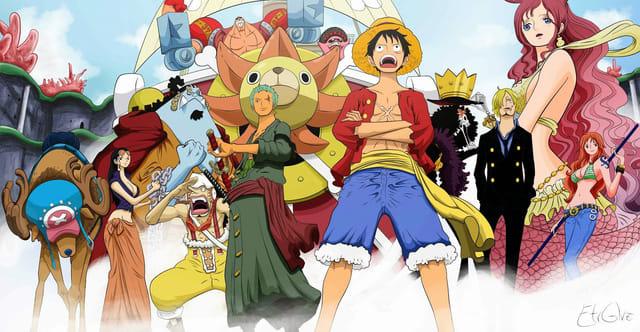 One Piece 989: Là một fan cứng, bạn có háo hức chờ đợi cảnh cả băng Mũ Rơm tập hợp sẵn sàng chiến đấu hay không? - Ảnh 2.