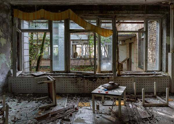 34 năm sau thảm họa hạt nhân, cùng ghé thăm Chernobyl, nguồn cảm hứng bất tận cho dòng game kinh dị - Ảnh 1.