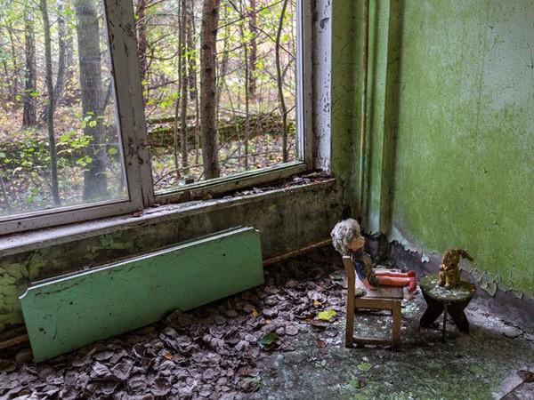 34 năm sau thảm họa hạt nhân, cùng ghé thăm Chernobyl, nguồn cảm hứng bất tận cho dòng game kinh dị - Ảnh 2.