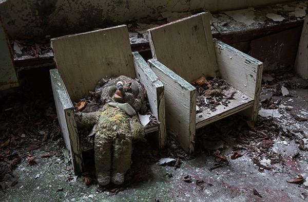 34 năm sau thảm họa hạt nhân, cùng ghé thăm Chernobyl, nguồn cảm hứng bất tận cho dòng game kinh dị - Ảnh 3.