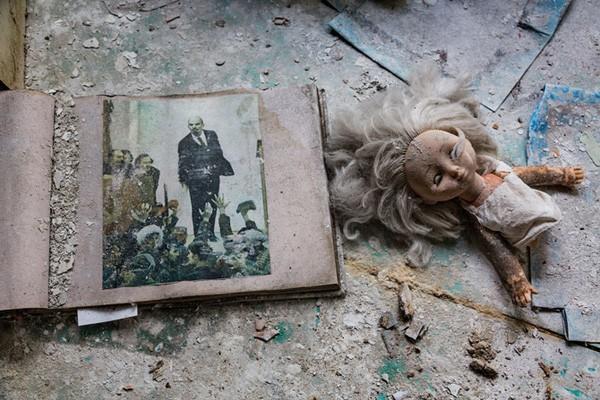 34 năm sau thảm họa hạt nhân, cùng ghé thăm Chernobyl, nguồn cảm hứng bất tận cho dòng game kinh dị - Ảnh 4.