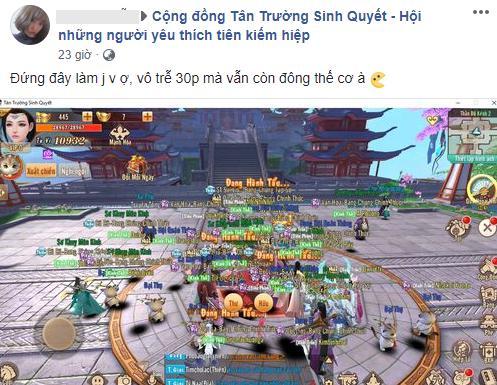 Cảnh săn Boss kinh hoàng tối qua của Tân Trường Sinh Quyết, chặn cổng đồ sát y như Võ Lâm 15 năm trước - Ảnh 12.