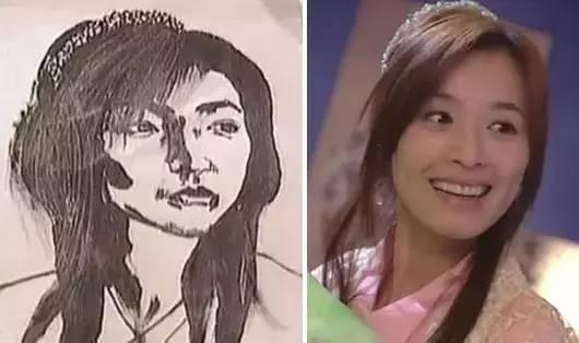 Cười ngoác mồm với tranh chân dung của mỹ nam mỹ nữ trong phim cổ trang Trung Quốc - Ảnh 6.