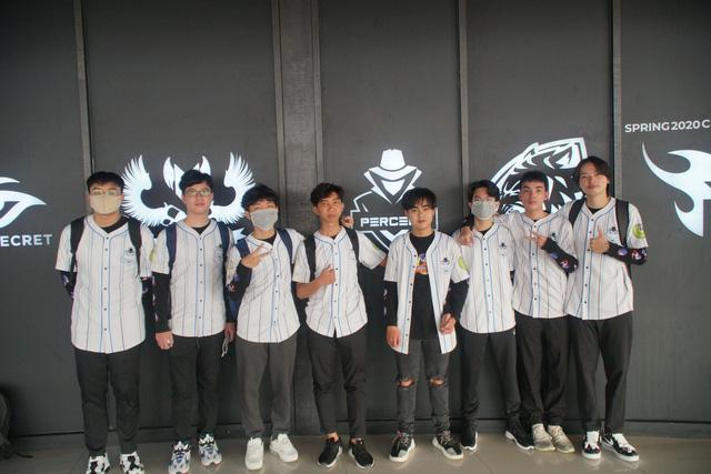 LMHT: Đổi vận, Percent Esports chính thức thay tên thành BTS - Ảnh 1.