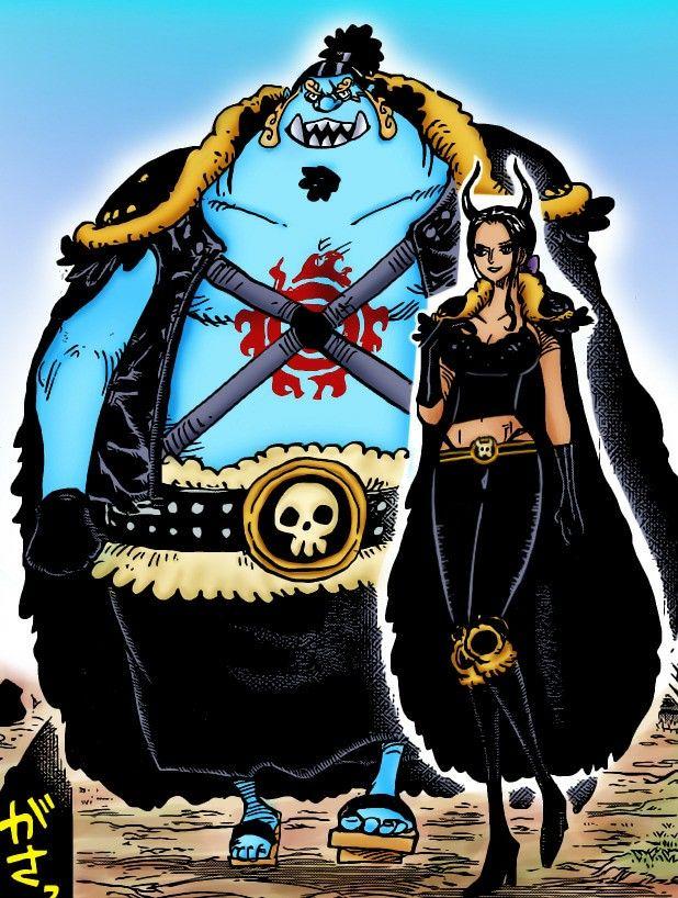 One Piece: Jinbei và Robin, cặp đôi có đầu óc bá đạo nhất của băng Mũ Rơm sẽ tỏa sáng tại Wano quốc - Ảnh 3.