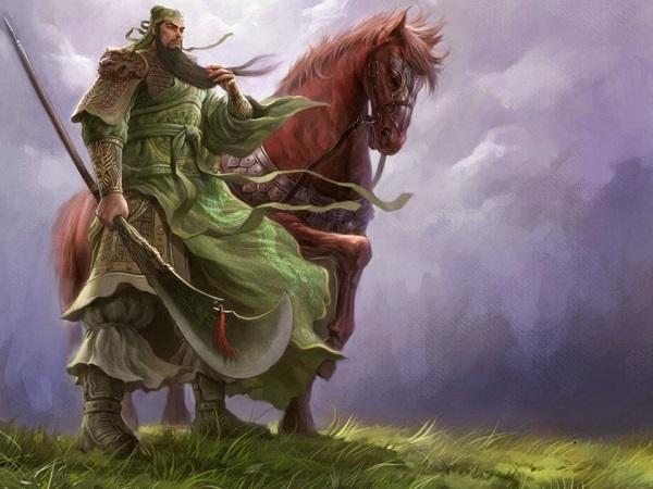 Sốc nặng trước sự thật về Quan Vũ: Cả đời chỉ chém hạ duy nhất... 2 tướng địch - Ảnh 2.