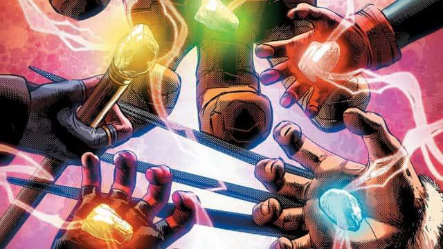 Eternals: Phim mới của Marvel được xác nhận lấy cảm hứng từ các bộ manga - Ảnh 1.
