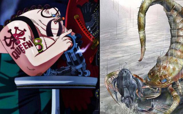 Thông tin mới nhất One Piece chap 990: Jinbei đấu Queen, Zoro so tài cùng King Hỏa Hoạn? - Ảnh 3.
