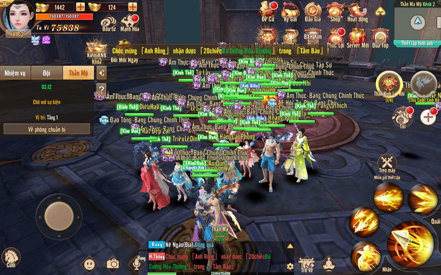[Nóng] Bom tấn MMORPG được mong chờ nhất tháng 9, Tân Trường Sinh Quyết chính thức ra mắt - Ảnh 4.