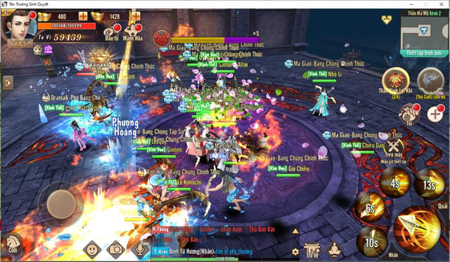 [Nóng] Bom tấn MMORPG được mong chờ nhất tháng 9, Tân Trường Sinh Quyết chính thức ra mắt - Ảnh 5.